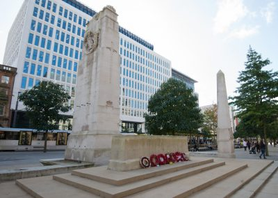 Cenotaph Manchester