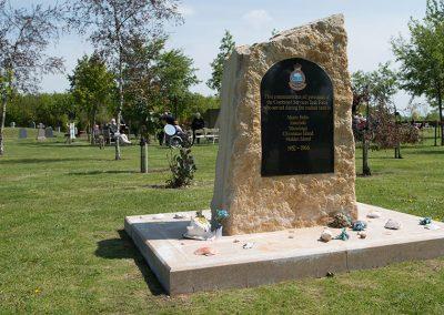 New NMA Memorial 2012