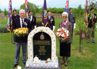 Original NMA Memorial 2007