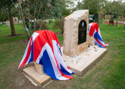 National Memorial Awaiting Extension Unveiling