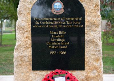 National Memorial Centre Stone