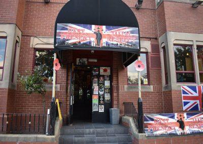 Exterior - The Don War Memorial Bar